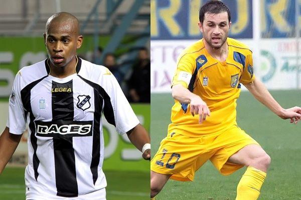 Super League: Ζε Εντουάρντο και Θεοδωρίδης τα βραβεία