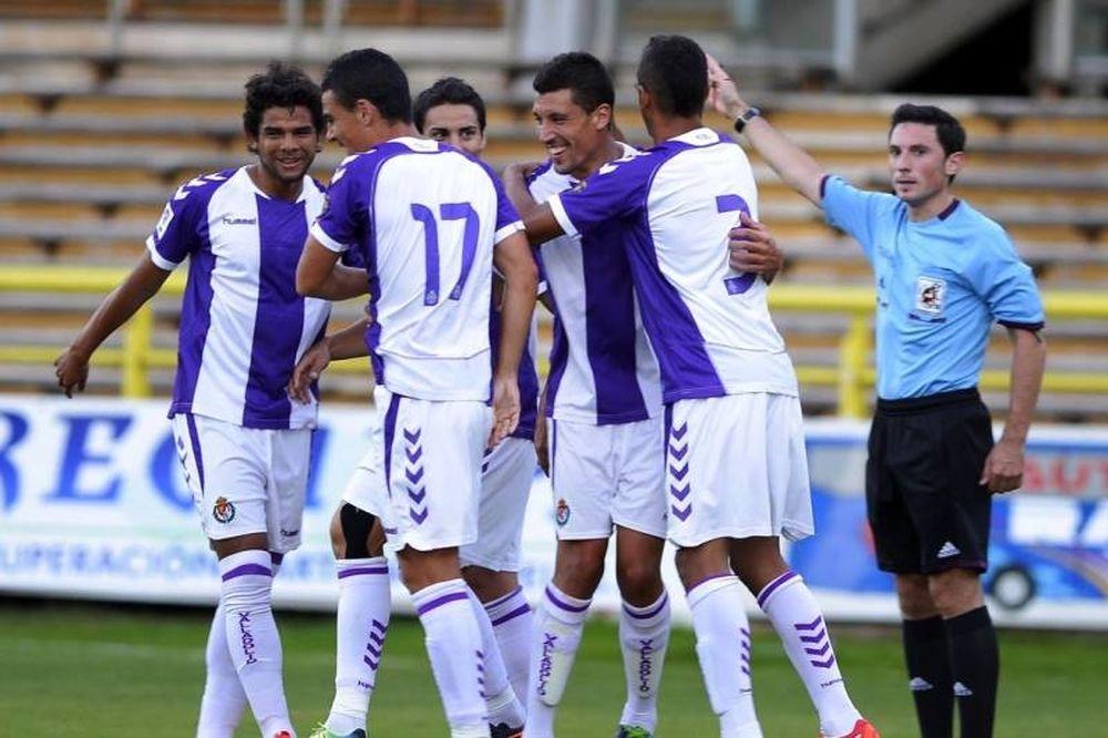 Ζωντανή η Βαγιαδολίδ, 1-0 τη Βιγιαρεάλ