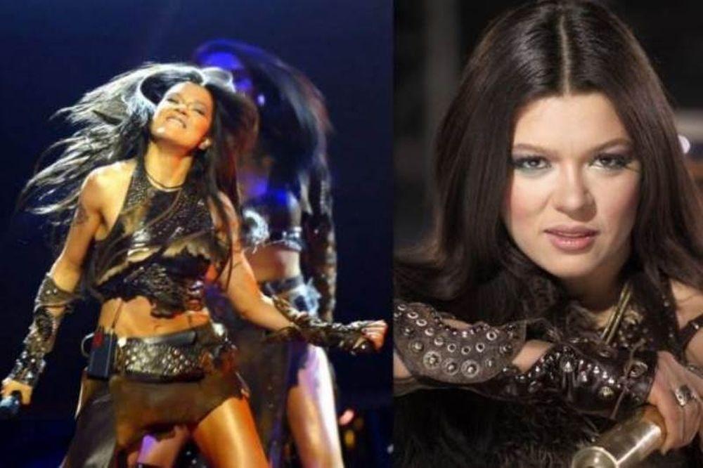 Δείτε τη Ρουσλάνα της Eurovision να διαδηλώνει έξαλλη στην Ουκρανία!