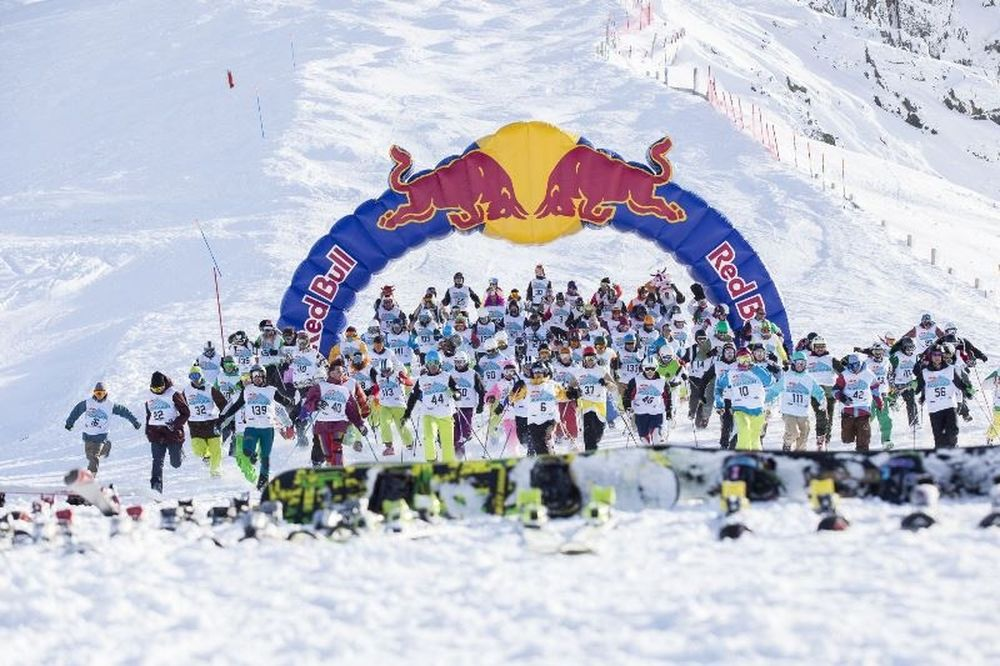 Red Bull Home Run: Όποιος φτάσει πρώτος! (photos+video)