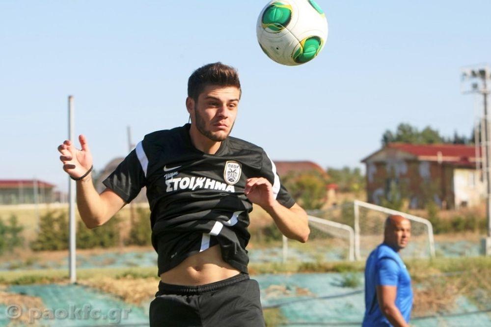 Κωνσταντινίδης: «Θα δουλέψω στον Αιγινιακό, για να γυρίσω στον ΠΑΟΚ»