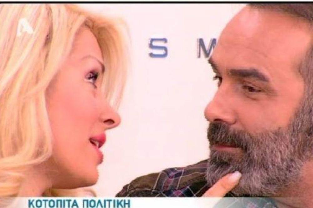 Ελένη Μενεγάκη: Της λείπει ο... και δεν είναι ο Παντζόπουλος!
