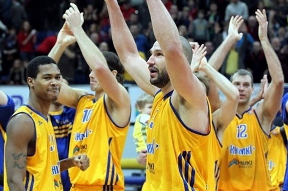 Eurocup: Πέρασε στους «16» η Κίμκι