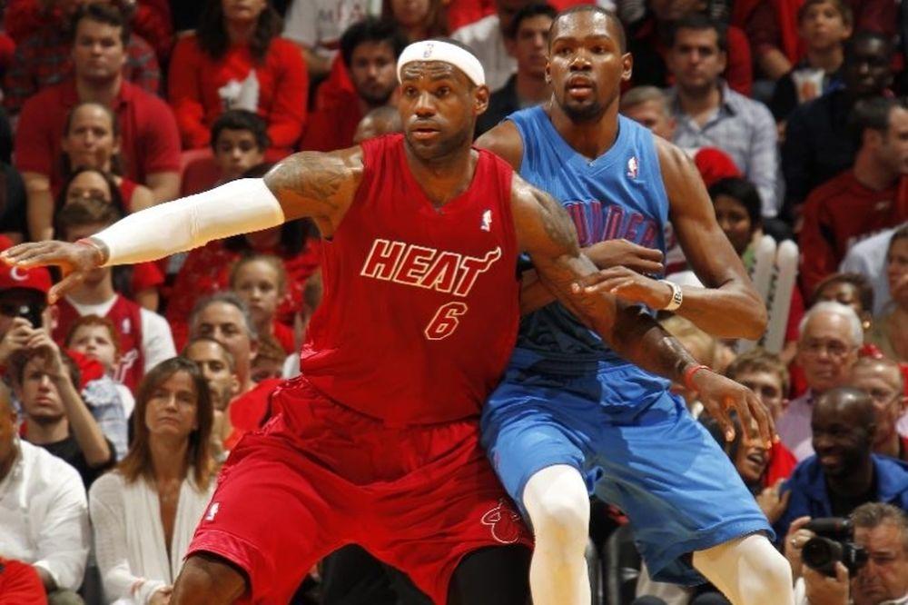 Μαϊάμι Χιτ: Επέκταση του NBA θέλει ο Λεμπρόν