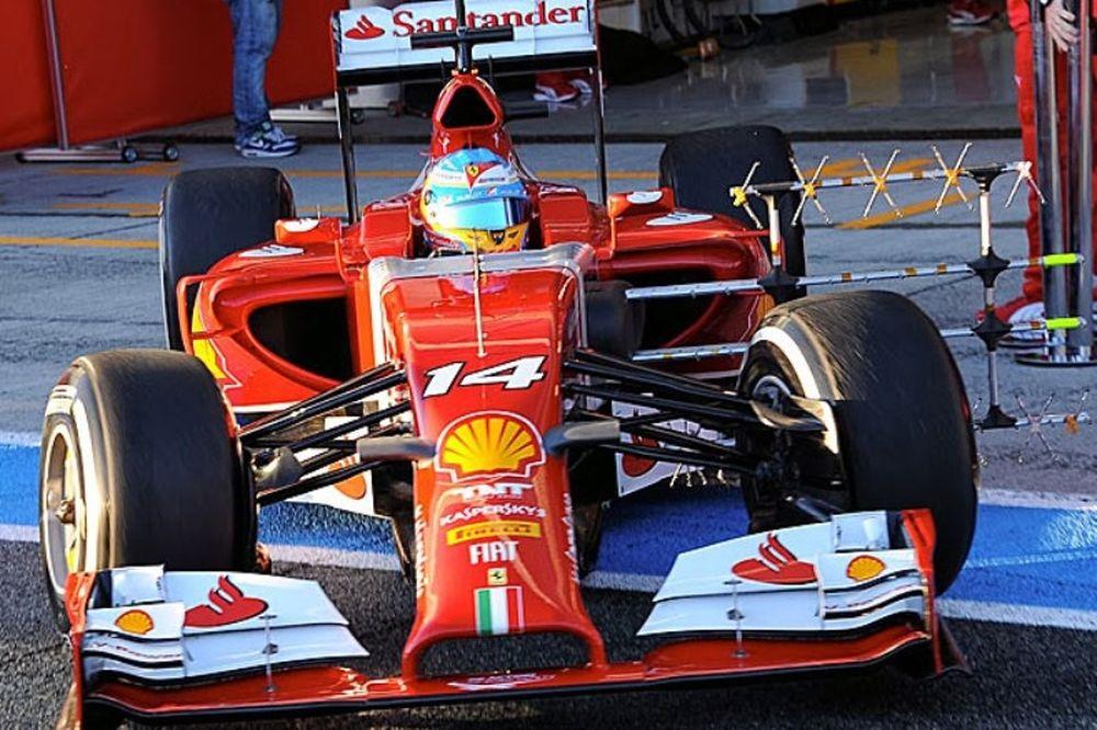 Ferrari: Η «πρώτη» του Αλόνσο και το νέο μήνυμα στον Σουμάχερ (photos)