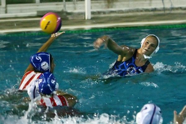 Α1 Πόλο Γυναικών: Ξεχωρίζει το Βουλιαγμένη - Ολυμπιακός