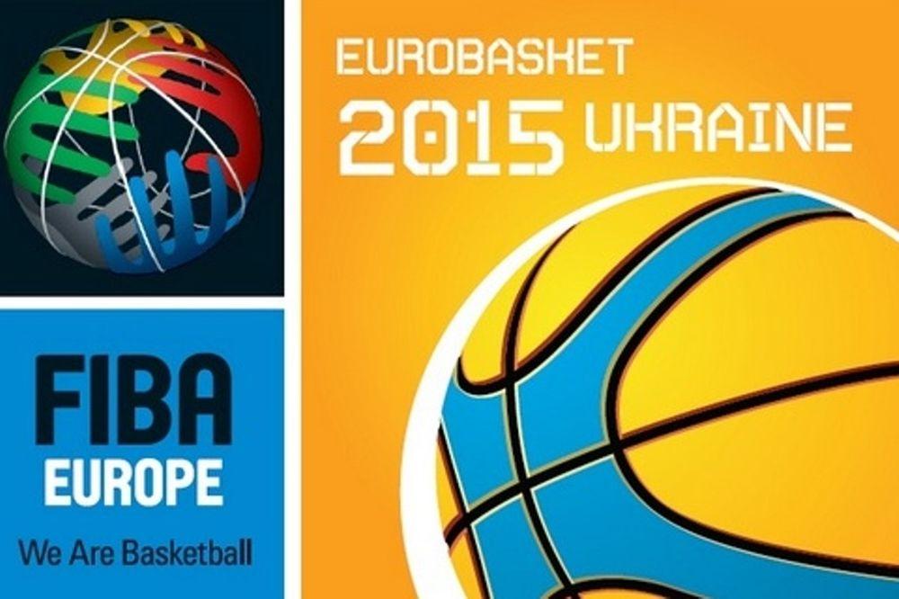 Ευρωμπάσκετ 2015: Οι ομάδες βάσει δυναμικότητας