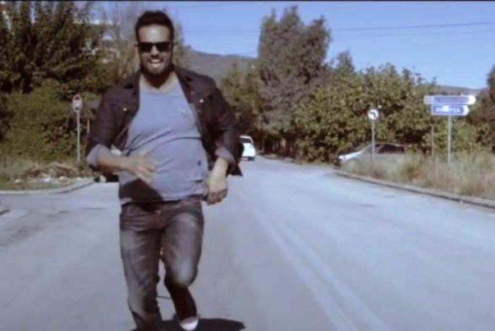 Πούμπουρας και Βλάχος στο video clip των Vegas