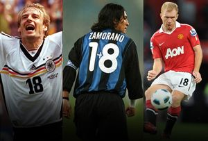 Τα διάσημα «18αρια» του ποδοσφαίρου! (photos+videos)
