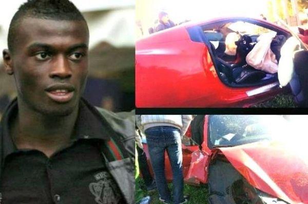 Μίλαν: Σκόνη και… θρύψαλα η Ferrari του Νιάνγκ (photos+videos)