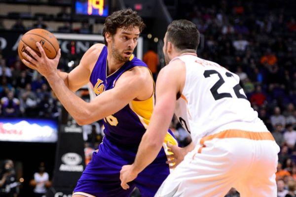 NBA: Το ψάχνουν οι Σανς για Γκασόλ