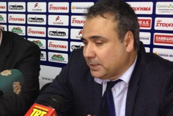 Φλεβαράκης: «Δεν αξίζουμε να πέσουμε»