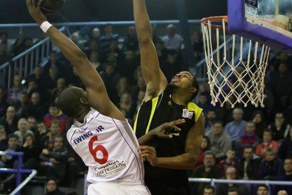 Basket League ΟΠΑΠ: MVP ο Γιούινγκ Τζούνιορ