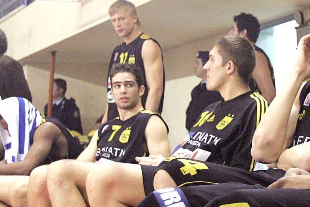 Κυρίτσης στο Onsports: «Παναθηναϊκός και Άρης οι μεγαλύτερες ομάδες στην Ελλάδα» (photos+videos)