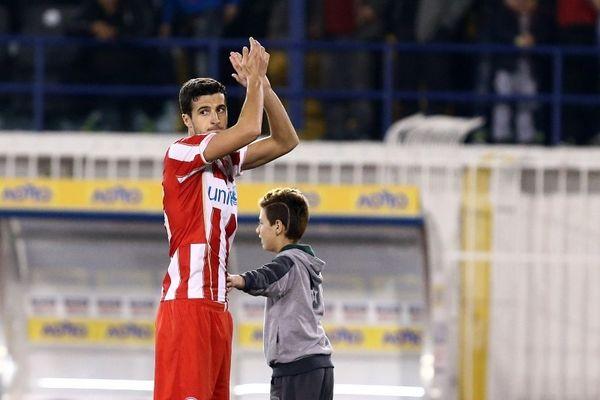 Μαρκάνο: «Θέλω να μείνω στον Ολυμπιακό»
