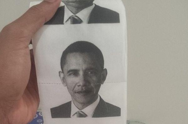 ΝΒΑ: Παίκτης των Σίξερς σκουπίζεται με χαρτί υγείας... Ομπάμα! (photo)