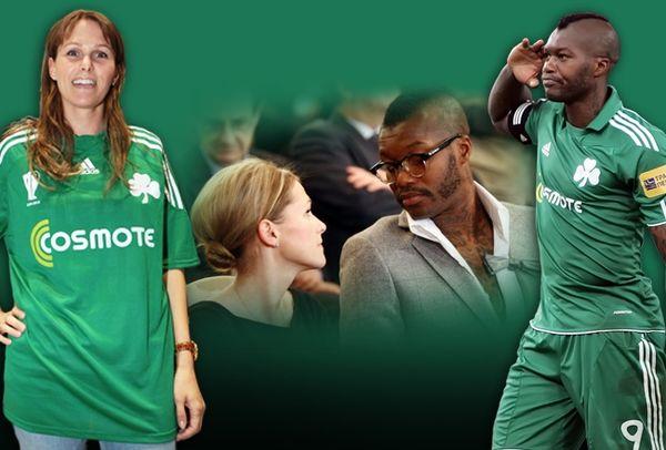 Τζουντ Σισέ στο Onsports: «Δεν έχουμε χωρίσει ακόμα με τον Τζιμπρίλ!» (photos+videos)