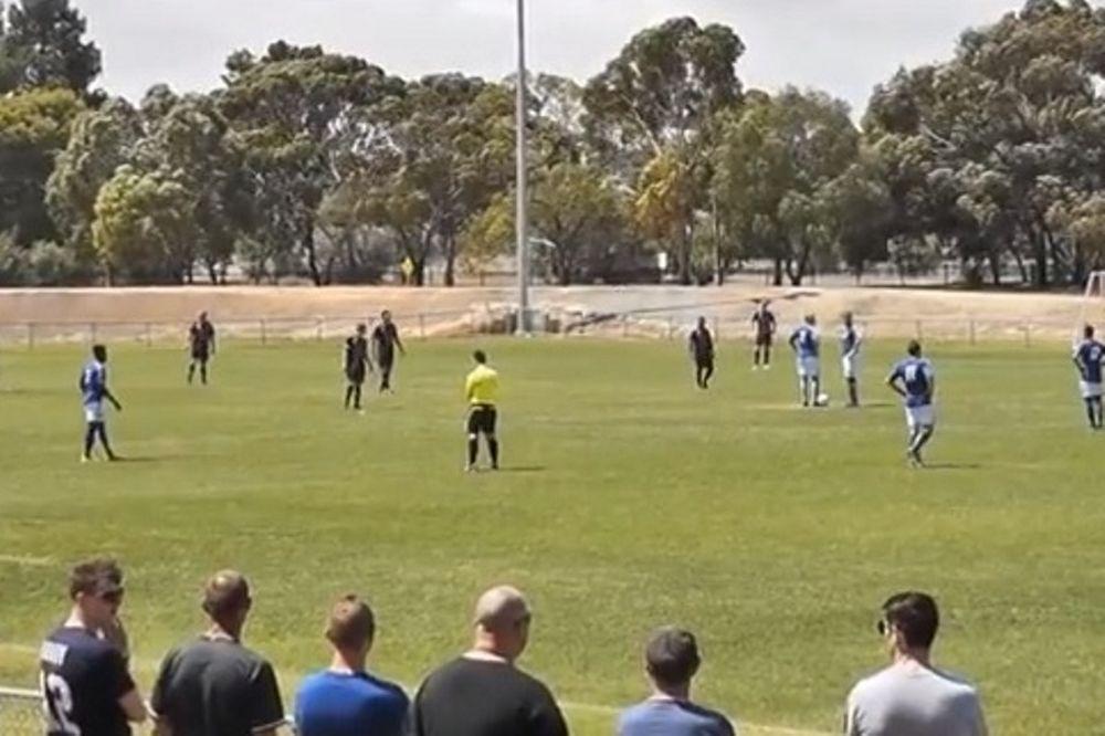 Αυστραλία: Το πιο γρήγορο γκολ στην ιστορία! (video)