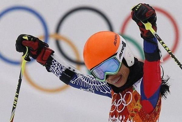 Χειμερινοί Ολυμπιακοί Σότσι: «Πάτωσε» η Βανέσα Μέι (photos)