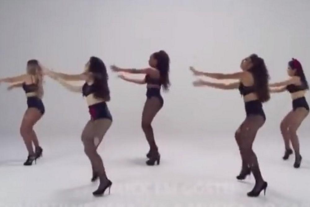 Μπαρτσελόνα: Ο... καυτός χορός για Νεϊμάρ και Άλβες (video)