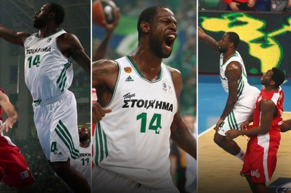 Παναθηναϊκός-Ολυμπιακός: Τρελαμένος ο Γκιστ… the beast
