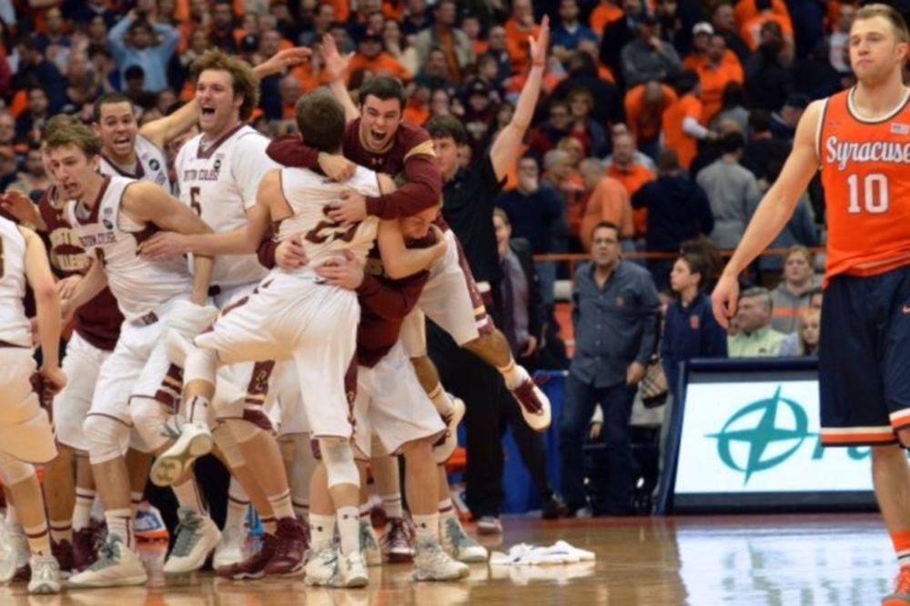 NCAA: «Έσπασε» το αήττητο του Σίρακιουζ (videos)