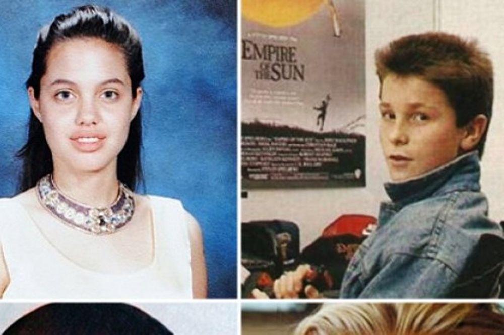 20 σπάνιες φωτογραφίες stars από την εφηβεία τους