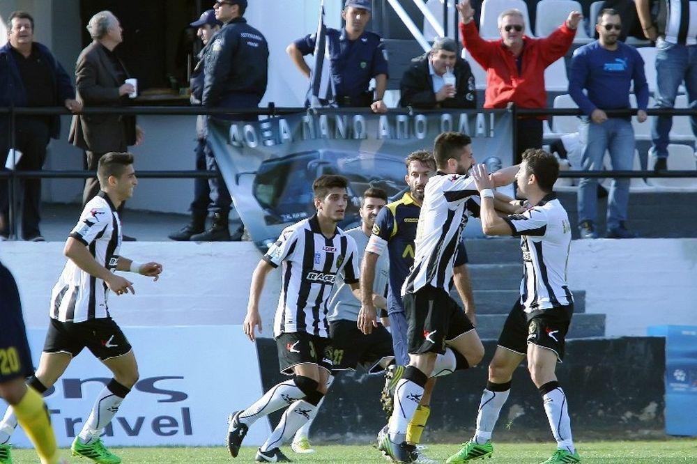 Δόξα Δράμας: Οριστικά την Κυριακή το ματς στη Ζάκυνθο
