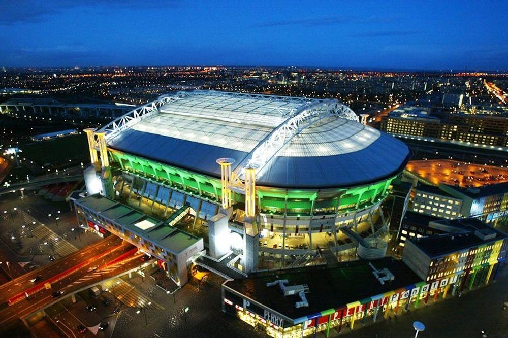 Πολλά γκολ στο Άμστερνταμ»