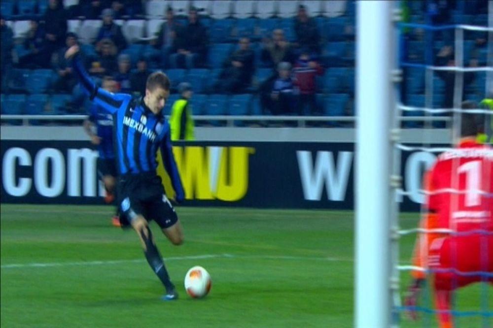 Τσερνόμορετς-Λιόν 0-0: Ραντεβού στο «Ζερλάν»