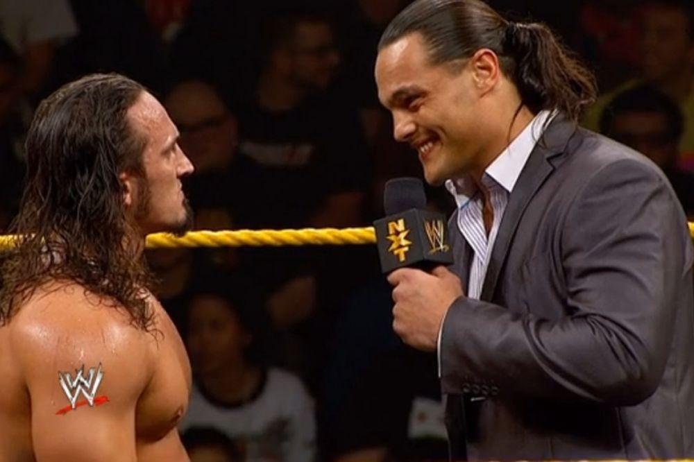 NXT: To πονηρό χαμόγελο του Dallas (video)