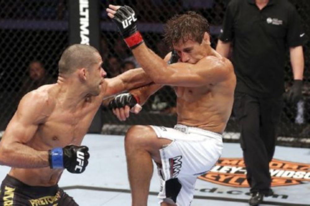 UFC: Ετοιμάζει φανέλες μαχητών