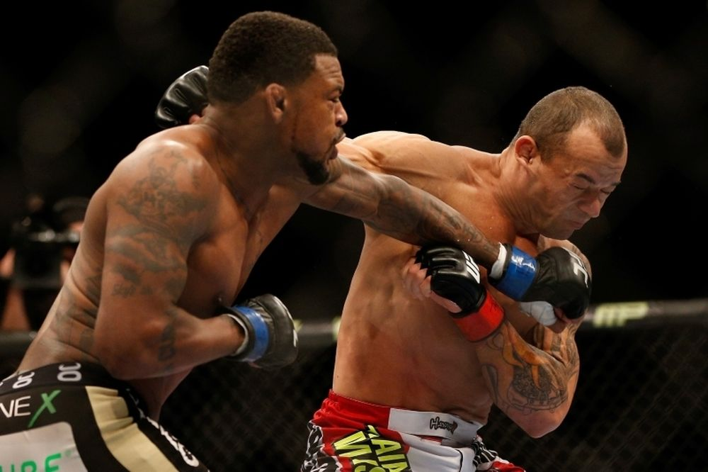 UFC Fight Night 39: Έξω ο Tibau και ολλανδική προσθήκη
