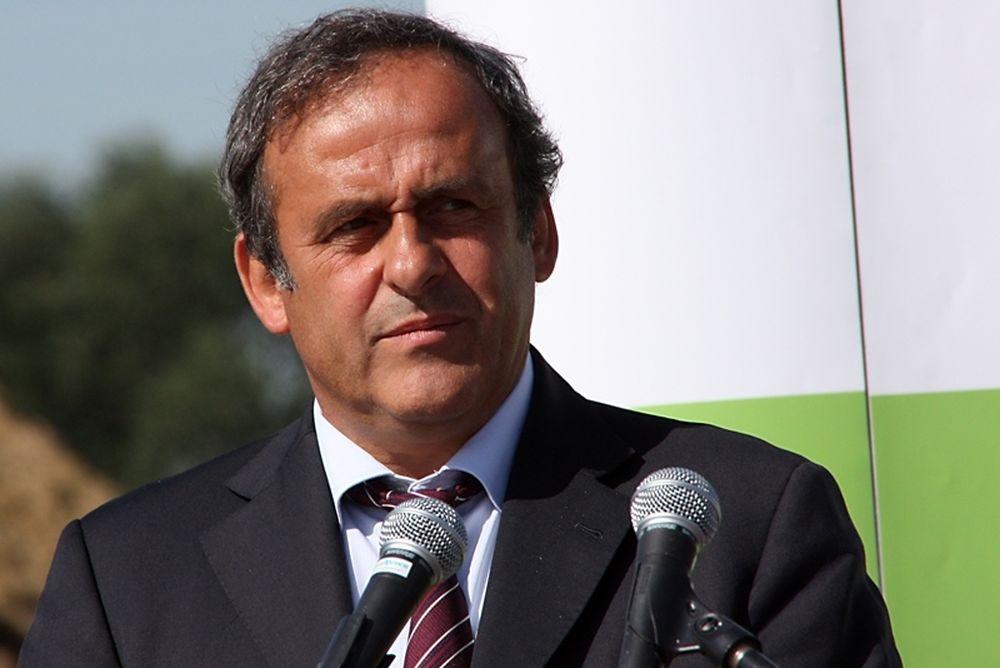 UEFA: Συναντήθηκε με Σαμαρά ο Πλατινί