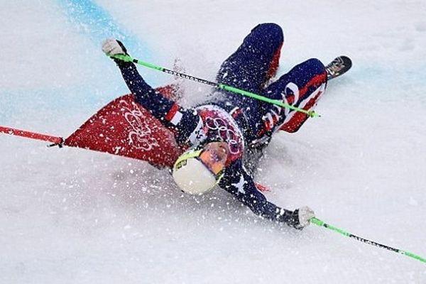 Χειμερινοί Ολυμπιακοί Σότσι: Γιατί πέφτουν όλοι στο σκι; (photos)