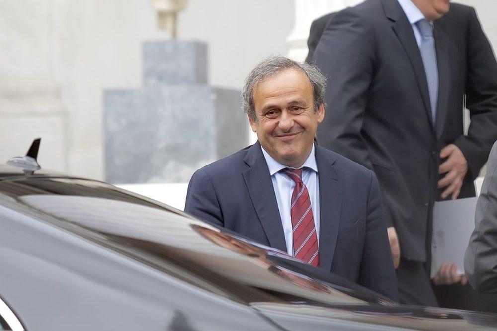 UEFA: Τετ α τετ Πλατινί με Βαρδινογιάννη και Μελισσανίδη