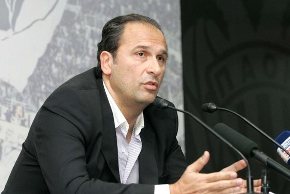 Πρέλεβιτς: «Αν πουλούσαμε παίκτες θα λύνονταν όλα τα προβλήματα» (video+photos)