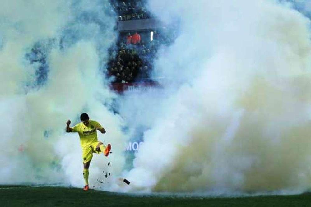 Βιγιαρεάλ: Πρόστιμο για το καπνογόνο