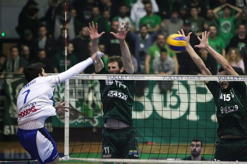 Volleyleague ΟΠΑΠ: Το πρόγραμμα και οι διαιτητές της 17ης αγωνιστικής