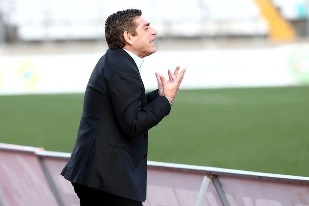 Παντελίδης: «Θα μας αλλάξει ψυχολογία το ματς με τον Αστέρα Τρίπολης»