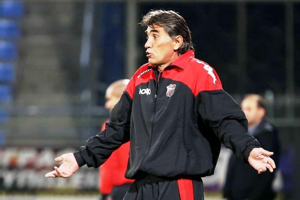 Ντόστανιτς: «Κανένα παράπονο από τους παίκτες μου»
