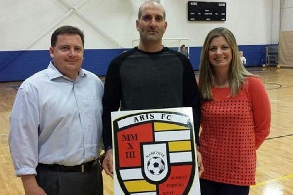 Aris FC και στην Αμερική!