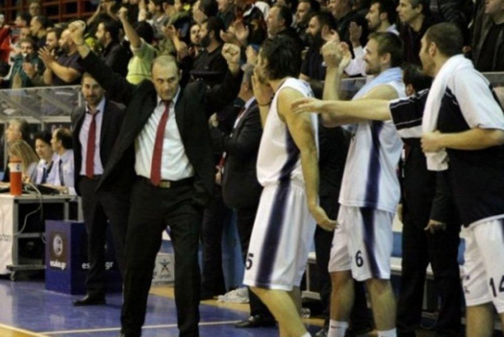 Καλαφατάκης: «Μόνο να κερδίσεις με Ολυμπιακό»