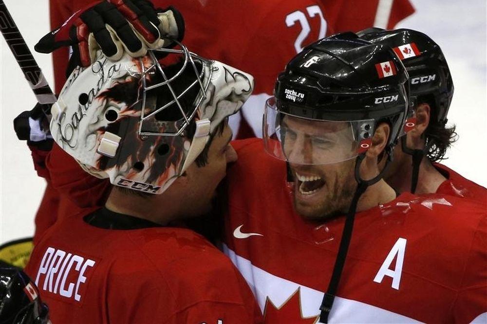 NHL: Θρίαμβος του Καναδά με Price