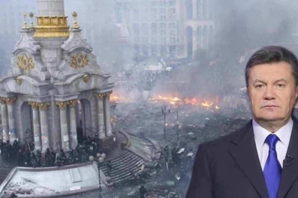 Εγκατέλειψε το Κίεβο ο Γιανουκόβιτς