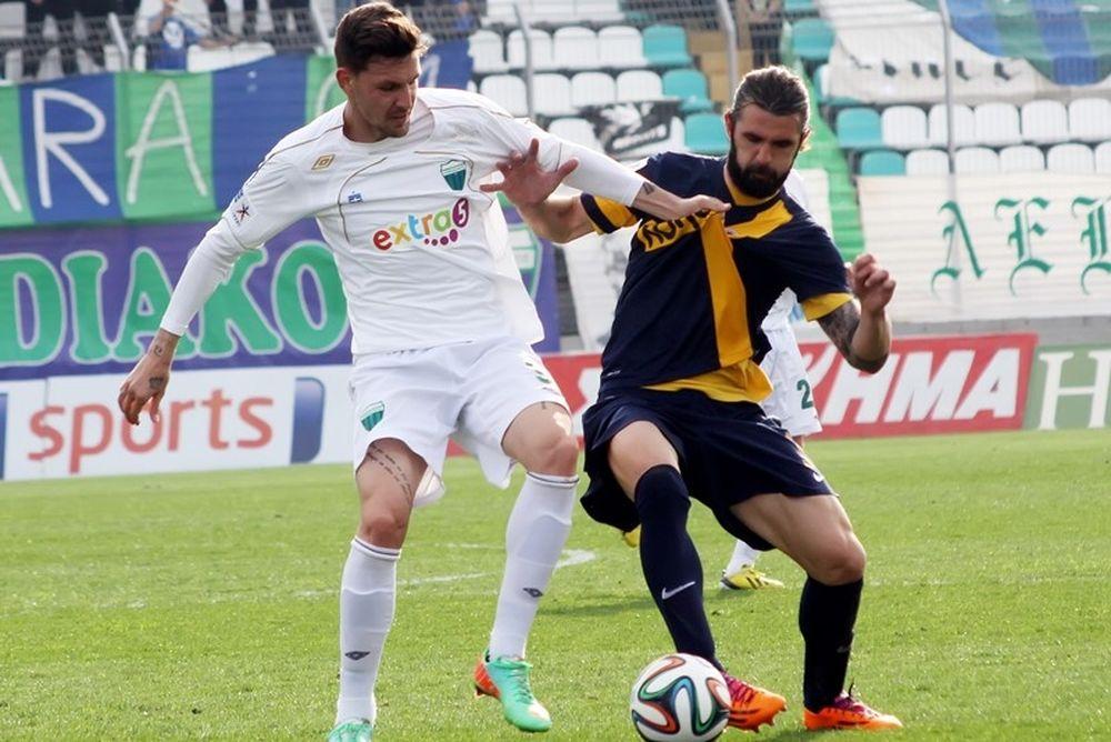 Λεβαδειακός-Αστέρας Τρίπολης 3-1: Τα γκολ και οι καλύτερες φάσεις (video)