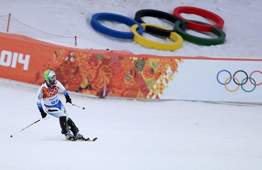 Χειμερινοί Ολυμπιακοί Σότσι: Οι επιδόσεις Συκάρα και Βαλκαρέτζι (photos)