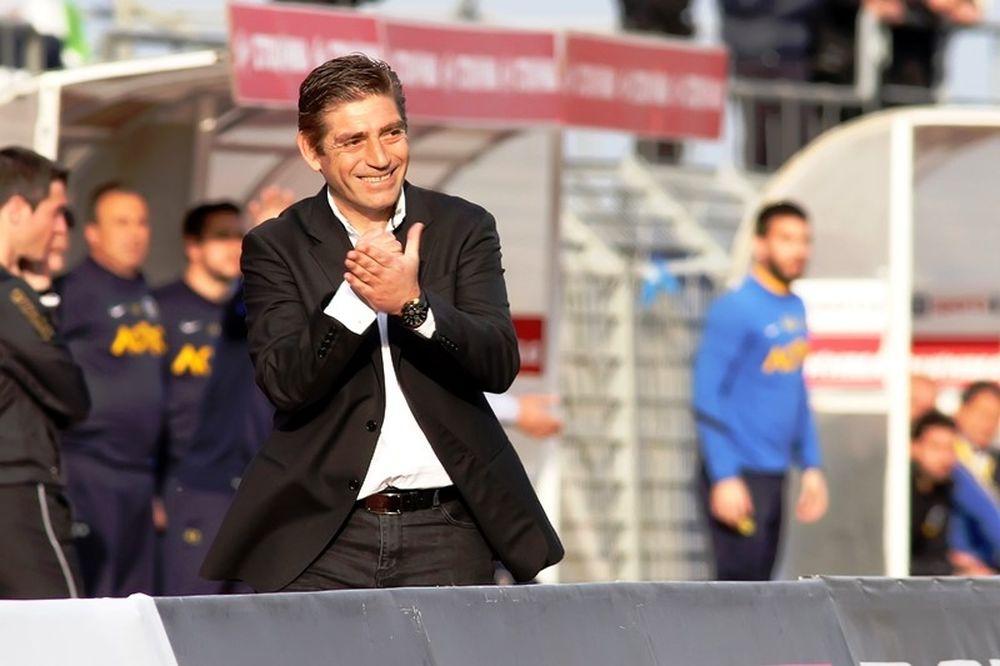 Παντελίδης: «Πήραμε μία δίκαιη νίκη»