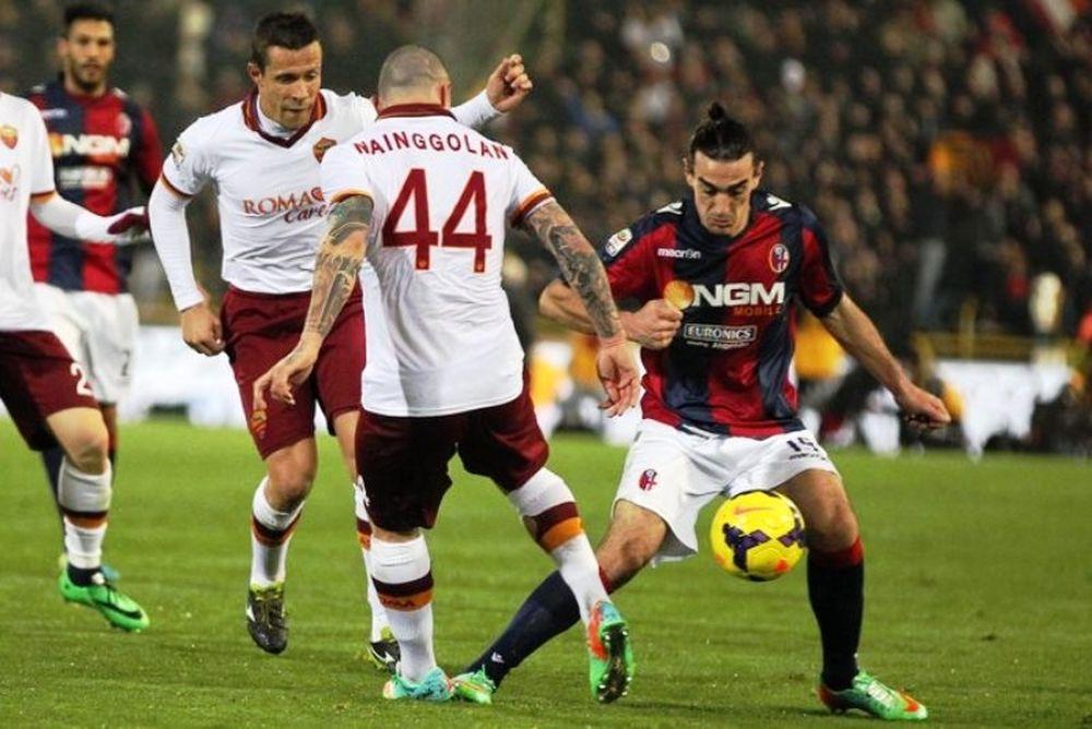 Το καθήκον της η Ρόμα, 1-0 την Μπολόνια (video)