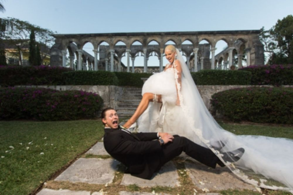 WWE: Παντρεύτηκαν Miz και Maryse